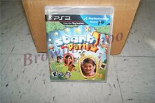 Start the Party PS3 MOVE Game NEW