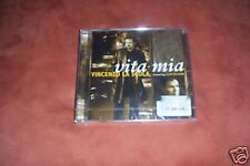 Vita Mia - Vincenzo La Scola   -- CD -- Album --- Musik -- NEU  OVP