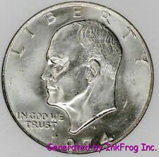 1974 D Eisenhower Dollar Choice Bu No Reserve