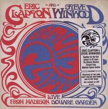 "ERIC CLAPTON & STEVE WINWOOD ""LIVE FROM ..."" 2 CD NEU"