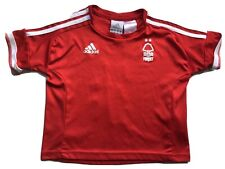 """Nottingham Forest FC junior football shirt. """"Noah 3"""". For age 3-4 years."""