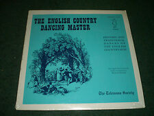 The English Country Dancing Master~Historic Traditional Dances~Telemann Society