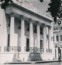 ESPAGNE c. 1950 - Banco de España  Malaga - Div 10276