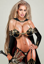 LADY DEATH,  ANGELINA JOLIE SPECIAL POSTER PRINT,