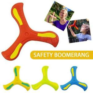 1PC Creative Boomerang Children's Toy Puzzle Decompression Outdoor Activity Toys