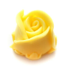 Silicone 3D Rose Soap Candle diy Mold Craft Art Handmade Soap Mould Wedding Gift