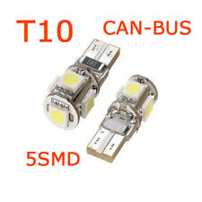 Falcon T10-5X Pro - CANBUS 2 x BOMBILLA T10 W5W 6000K 5 SMD LED LAMPARA POSICION