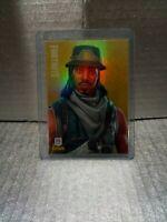 Fortnite trading card nº 195-Sash sergent-rare