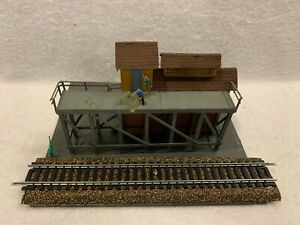 HO Scale Ice House Wood Kit Custom Assembled
