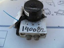 00 01 02 LINCOLN LS ANTI-LOCK BRAKE PART PUMP W/O TRACTION CONTROL ABS ONLY