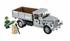 Building Bricks Construction Toy Small Army Truck Opel Blitz 3t (4x2) Bauknecht
