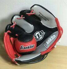 "Franklin Youth Tee Ball Baseball Softball Glove 8.5"" Left Hand & Matching Ball"