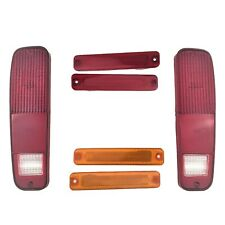 FORD 73-79 F-150 F150 F250 Truck 78-79 Bronco 6pc Tail Light and Side Fender Kit
