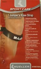Mueller Patella Knee Brace - Black antimicrobial