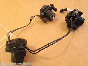 2012 2011 CHEVY MALIBU FRONT LEFT ON STEERING WHEEL WIRING UNIT ASSEMBLY.