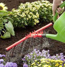 Gießkannenaufsatz verstellbar! Gießbalken Regenleiste Breitgießer Beregnerleiste