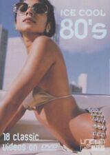 Ice Cool 80s DVD Music Video Hits Songs 1980 UK Brand New R2 Paul Morley