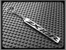 Keyring for KAWASAKI ZX10R NINJA ZXR - Stainless Steel, Hand Made, Key Chain Fob