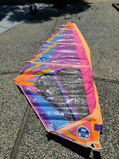 NORTH SAILS WIND SURFING SAIL SET - ELLIPSE EZZY WAVE, 4.0 4.5 5.0 and 5.5