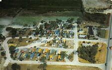 FL - 1957 Aerial of Florida Trailer Ranch Park on US 1 in Pompano Beach, FLA