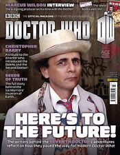 Dr Doctor Who Magazine October 2016 Issue 503 Peter Davison Steven Moffat Lucas