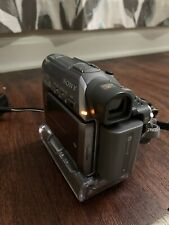 Sony Carl Zeiss Handycam Dcr-Hc42 Mini Dv Camcorder
