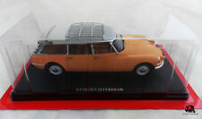 Miniature IXO Voiture CITROEN ID 19 Break 1958 Echelle 1/24e Diecast Metal
