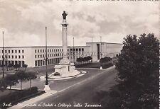 FORLI' - Monumento ai Caduti e Collegio della Farnesina 1955