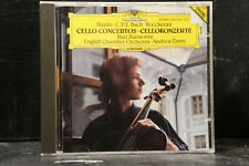 Haydn/C.P.E. Bach/Boccherini - Cellokonzerte / Haimovitz/Davis/English CO