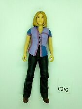 Rose Tyler Dr Who Action Figure C262 Billie Doctor Who BBC Loose