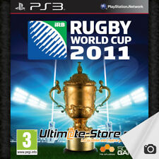 Jeu PS3 Rugby World Cup 2011 - PlayStation 3 - 505 Games / Hb Studios
