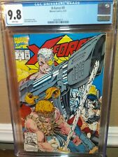 X-Force #9 CGC 9.8 Sharp corners White pages bright colors