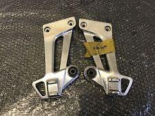 Yamaha XJR1200 XJR 1200 4KG Rear Footpeg Hangers Mounts