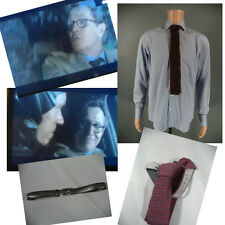 Screen Used outfit Worn by GARY OLDMAN in the 2014 movie Robocop hero prop