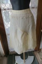 Polyester A-Line Dry-clean Only Skirts for Women