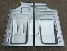 Classic Fiat 126 - Nearside & Offside Floor Pans with seat Rails