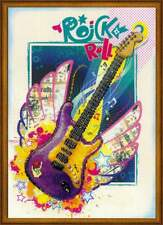 Counted Cross Stitch Kit RIOLIS 0042PT - Rock'n'roll