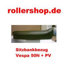 Sitzbank-Bezug für Vespa V 50 , PV, ET3, Handgenäht in Deutschland