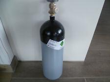 Stickstoffflasche 5 l inkls. Füllung 200 bar TÜV Neu 2027