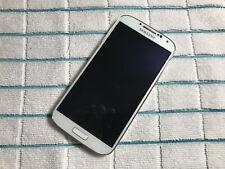 New listing Samsung Galaxy S4 Sch-I545 - 16Gb - Frost White (Verizon) Smartphone