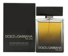 DOLCE & GABBANA THE ONE EAU DE PARFUM EDP 50ML SPRAY - MEN'S FOR HIM. NEW