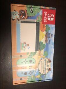 Nintendo Switch Animal Crossing: New Horizon - 32GB Includes Free Case