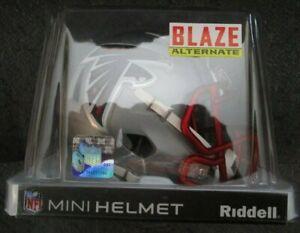 Atlanta Falcons Riddell Blaze Mini Helmet New In Box