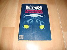 CEMENTERIO DE ANIMALES STEPHEN KING LIBRO PRIMERA EDICION AÑO 1984 BUEN ESTADO