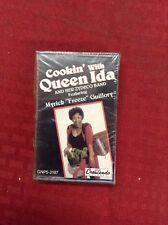 Queen Ida: Cookin' with Queen Ida  Audio Cassette