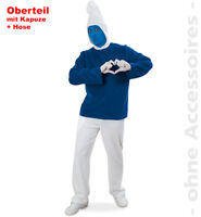 Blue Dwarf Costume Mens Dwarf Costume Blue Gnome Men's Costume