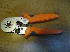 Iwiss Crimper Plier Hsc8 6 6 Self Adjustable Crimping Tools Used For 23 10 To