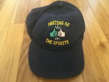 "John Mclaughlin and Jimmy Herring ""Meeting of the Spirits"" 2017 Tour Hat Ballcap"