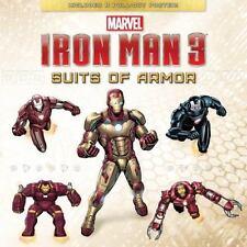 Suits of Armor (Marvel Iron Man 3) by Palacios, Tomas, Good Book