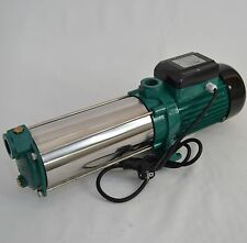 Gartenpumpe MHI2500 INOX - 2,5kW - 230V 6000 L/h - 8,5 bar Kreiselpumpe 100l/min